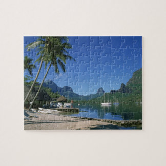 Cook's Bay, Moorea, French Polynesia Jigsaw Puzzle