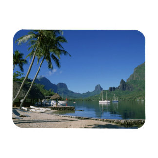 Cook's Bay, Moorea, French Polynesia Magnet
