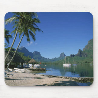 Cook's Bay, Moorea, French Polynesia Mouse Pad