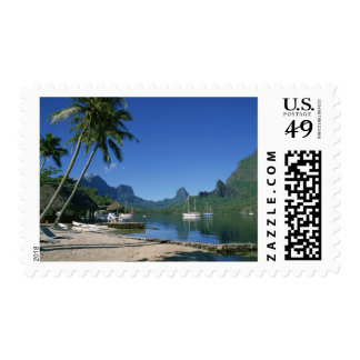 Cook's Bay, Moorea, French Polynesia Postage