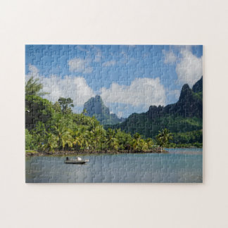 Cook's Bay, Moorea jigsaw puzzle