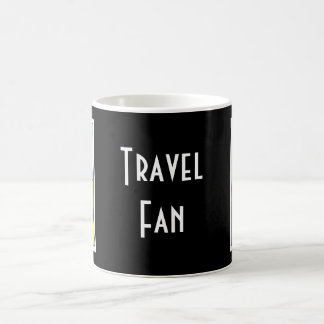 Cook's Conducted Tours Europe Travel Art Coffee Mug