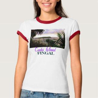 Cooks Island Fingal T-Shirt