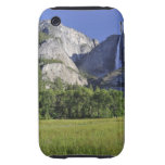 Cook's Meadow and Yosemite Falls, Yosemite iPhone 3 Tough Cover