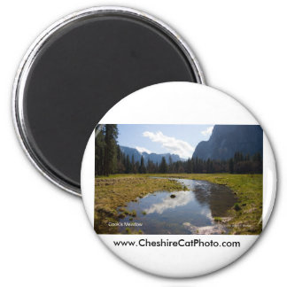 Cooks Meadow April Yosemite California Products Refrigerator Magnets