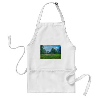 Cook's Meadow View of Half Dome Adult Apron