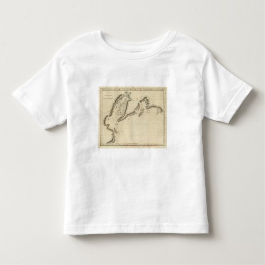 Cooks River, Alaska Toddler T-shirt