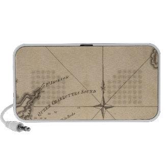 Cook's Strait, New Zealand iPod Speaker