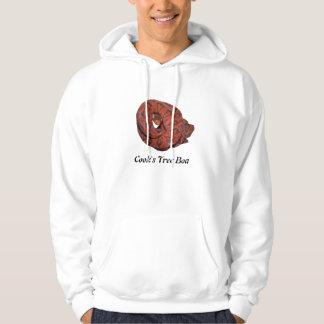 Cook's Tree Boa Basic Hooded Sweatshirt