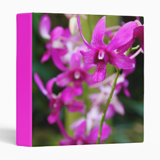 Cooktown Orchid 3-Ring Binder