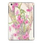 Cooktown Orchid Illustration iPad Mini Retina Covers