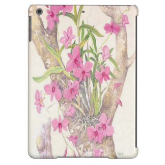 Cooktown Orchid Illustration Cover For iPad Air