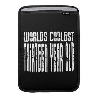 Cool 13th Birthdays Worlds Coolest Thirteen Year Sleeve For MacBook Air