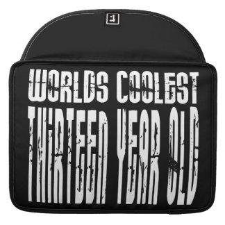 Cool 13th Birthdays Worlds Coolest Thirteen Year Sleeves For MacBooks