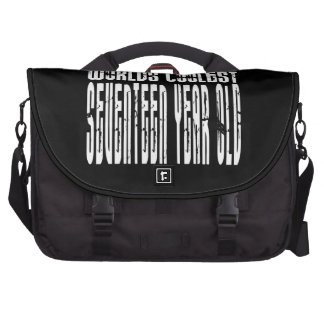 Cool 17th Birthdays Worlds Coolest Seventeen Year Bag For Laptop