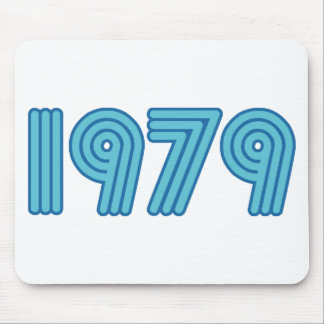 Cool 1979 design mouse pad