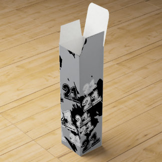 Cool 21st Birthday Wine Bottle Boxes