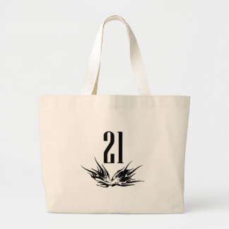 Cool 21st Birthday Gift Tote Bag