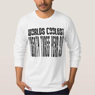 Cool 23rd : Worlds Coolest Twenty Three Year Old T-Shirt