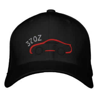 Cool 370 z Embroidered Cap