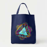 Cool 3d design tote bag