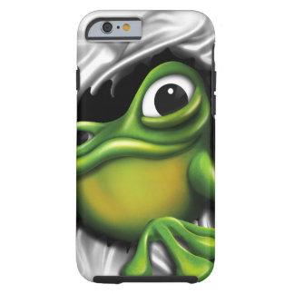 Cool 3d frog tough iPhone 6 case