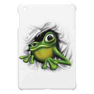 Cool 3d frog cover for the iPad mini