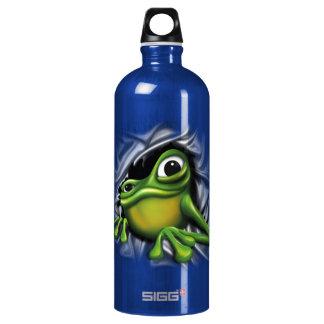 Cool 3D Frog Water Bottle