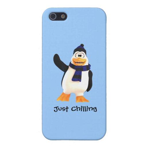 Character Design App Iphone : Cool d winter penguin character designer art cases for