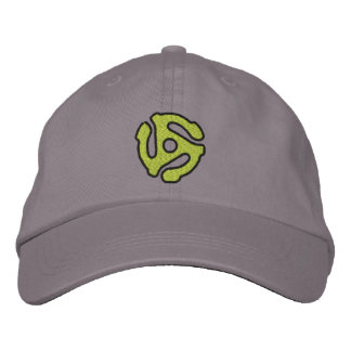 COOL 45 spacer DJ embroidered cap