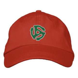 COOL 45 spacer Irish DJ embroidered cap
