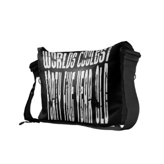 Cool 45th Birthdays Worlds Coolest Forty Five Courier Bags