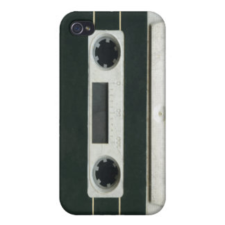 Cool 70's vintage cassette tape iphone 4/4s case