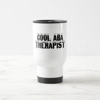Cool ABA Autism Therapist Travel Mug