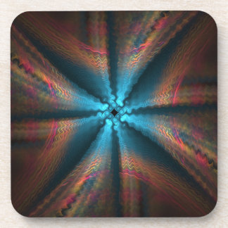 Cool Abstract Art Coaster