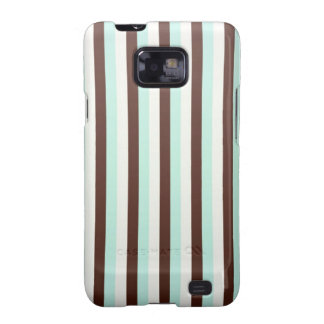 Cool  abstract chocolate  mint Samsung case Samsung Galaxy S2 Covers
