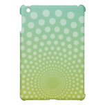 Cool abstract circles ipad cover case