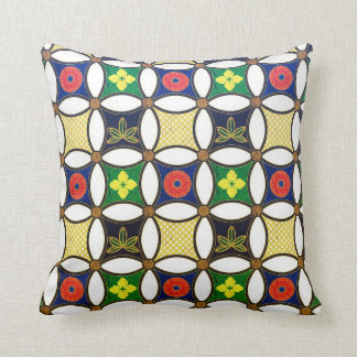 Cool  abstract  oriental japanese pattern  pillow