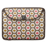 Cool  abstract  oriental japanese pattern   sleeve MacBook pro sleeve