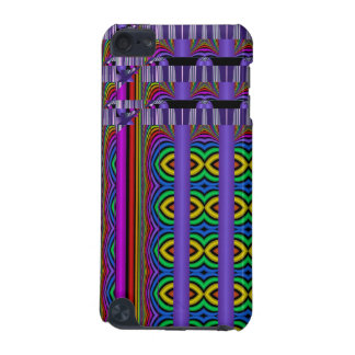 Cool Abstract Paterns iPod touch case