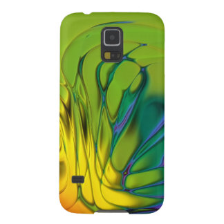 Cool Abstract Tie Dye Galaxy S5 Cover