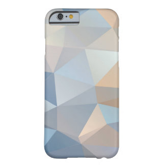 Cool Abstract Triangle Pattern Barely There iPhone 6 Case