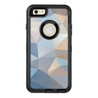Cool Abstract Triangle Pattern OtterBox iPhone 6/6s Plus Case