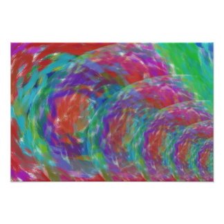 Cool Abstract Wall Poster Poster