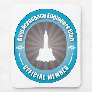 Cool Aerospace Engineers Club Mouse Pad