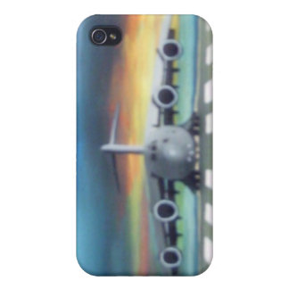 cool airplane iPhone 4/4S cover