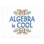 Cool Algebra Post Card