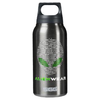 Cool Alien Wear Thermos Bottle