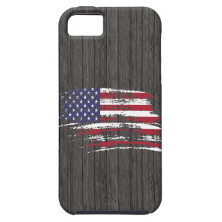 Cool American flag design iPhone SE/5/5s Case