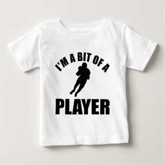Cool American football design Baby T-Shirt